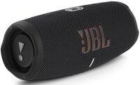 Портативная акустика JBL Charge 5 Black (JBLCHARGE5BLK)