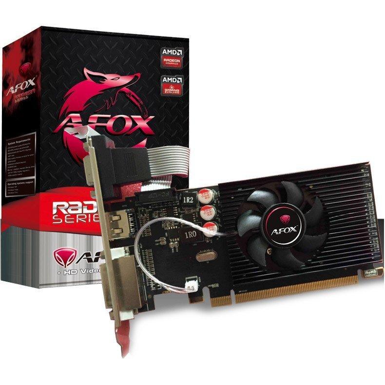 Відеокарта AFOX Radeon R5 230 2GB DDR3 (AFR5230-2048D3L9-V2)фото1