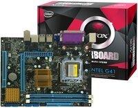 Материнська плата AFOX IG41-MA7 s775, G41, 2xDDR3 1xPCIe16, VGA, mATX (IG41-MA7)