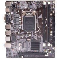 Материнська плата AFOX IH55-MA4 s1156, H55, 2xDDR3 1xPCIe16, HDMI-VGA, USB2.0, mATX (IH55-MA4)