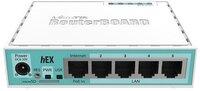 Маршрутизатор MikroTik hEX 1xUSB, RouterOS L4 (RB750GR3)
