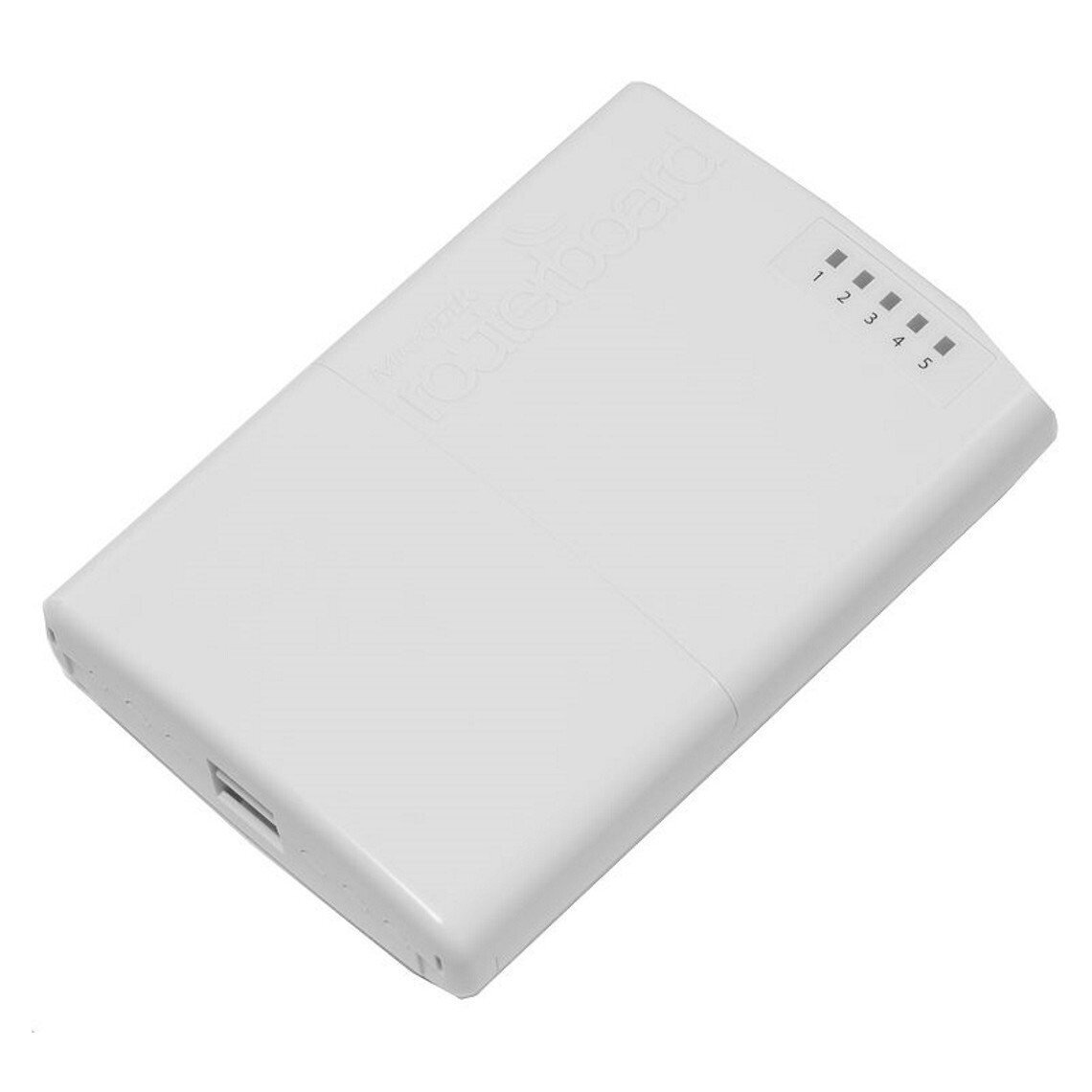 Маршрутизатор MikroTik PowerBOX 5xFE/PoE, RouterOS L4, outdoor case (RB750P-PBR2) фото