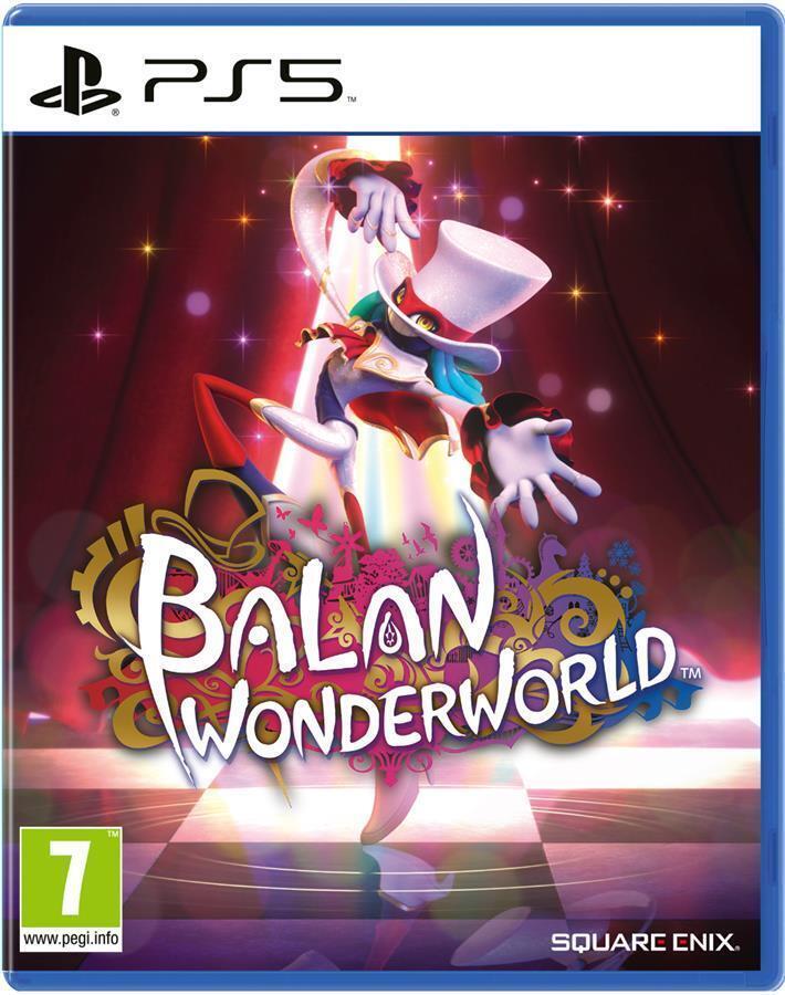 Игра Balan Wonderworld (PS5, Русская версия) фото 1