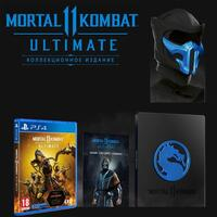 Игра Mortal Kombat 11 Ultimate Kollector's Edition (PS4,Русские субтитры)