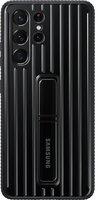 Чехол Samsung для Galaxy S21 Ultra (G998) Protective Standing Cover Black (EF-RG998CBEGRU)