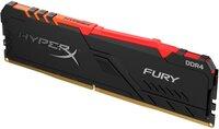 Пам'ять для ПК Kingston DDR4 3600 16GB HyperX Fury RGB (HX436C18FB4A/16)