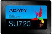 """Твердотельный накопитель SSD ADATA SATA 2.5"""" 1TB SU720 TLC (ASU720SS-1T-C)"""