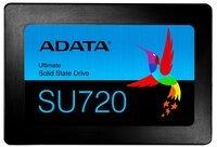"""Твердотельный накопитель SSD ADATA SATA 2.5"""" 500GB SU720 TLC (ASU720SS-500G-C)"""