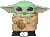 Коллекционная фигурка Funko POP! Star Wars: Mandalorian: Child w/Bag (FUN2549816)
