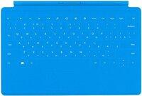 Чехол Microsoft Touch Cover c клавиатурой для планшета Surface Blue