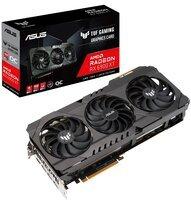 Видеокарта ASUS Radeon RX 6900 XT 16GB GDDR6 STRIX OC Gaming (TUF-RX6900XT-O16G-GAMING)