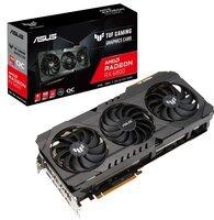 Відеокарта ASUS Radeon RX 6800 16GB DDR6 TUF OC Gaming (TUF-RX6800-O16G-GAMING)