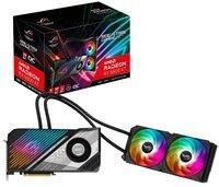 Видеокарта ASUS Radeon RX 6800 XT 16GB DDR6 (STRIX-LC-RX6800XT-O16G-G)