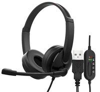 Гарнитура 2E CH12 On-Ear USB (2E-CH12SU)