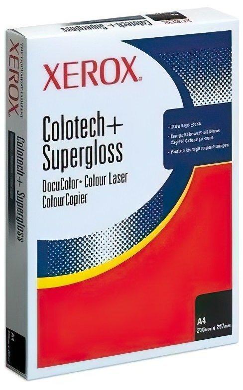 Бумага Xerox COLOTECH + SUPERGLOSS (250) 100л. (003R97686) фото