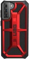 Чехол UAG для Galaxy S21+ Monarch Crimson (212821119494)