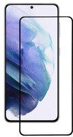 Защитное стекло 2E для Galaxy S21+(G996) 2.5D FCFG Black border (2E-G-S21 + -SMFCFG-BB)