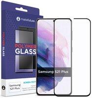 Защитное стекло MakeFuture Galaxy S21+(G996) Polymer Glass (MGP-SS21P)