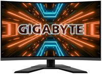 "Монітор 31.5"" Gigabyte G32QC-A (G32QC-A-EK)"