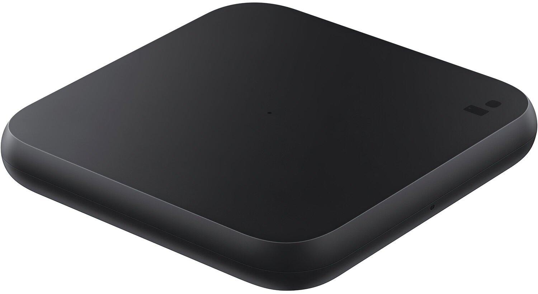 Бездротове зарядний пристрій Samsung Wireless Charger Pad Black (EP-P1300BBRGRU)фото1