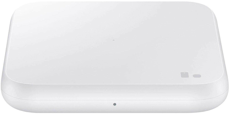 Бездротове зарядний пристрій Samsung Wireless Charger Pad White (EP-P1300BWRGRU)фото1