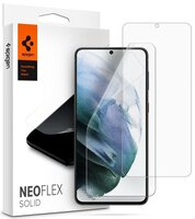 Защитная плёнка Spigen для Galaxy S21+ (G996) NeoFlex Solid HD Clear (AFL02536)