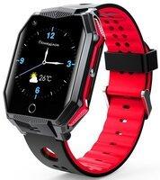 Детские GPS часы-телефон GOGPS ME X02 Красный