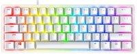 Игровая клавиатура Razer Huntsman Mini Mercury Edition Red Switch RGB White US Layout (RZ03-03390400-R3M1)
