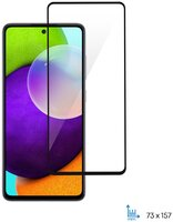 Защитное стекло 2E для Galaxy A52 (A526) 2.5D FCFG Black border (2E-G-A52-SMFCFG-BB)