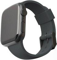 Ремінець UAG для Apple Watch 44/42 Dot Silicone Black