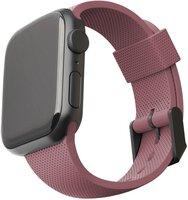 Ремешок UAG для Apple Watch 44/42 Dot Silicone Dusty Rose