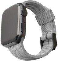 Ремешок UAG для Apple Watch 44/42 Dot Silicone Grey