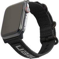 Ремінець UAG для Apple Watch 40/38 Nato Eco Black (19149C434040)