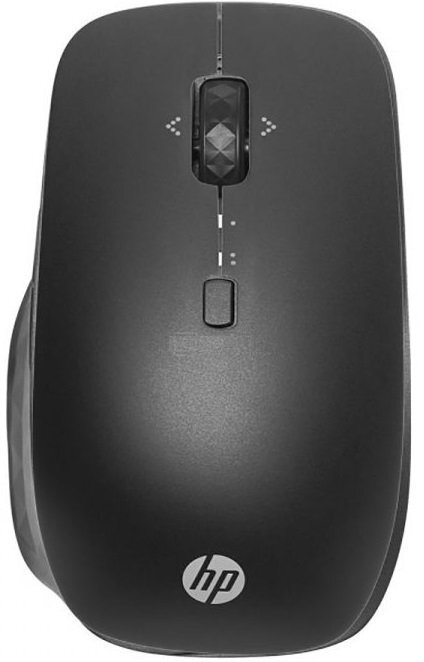 Мышь HP Travel Bluetooth Mouse Black (6SP25AA) фото