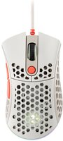 Ігрова миша 2E GAMING HyperSpeed Lite RGB Retro white (2E-MGHSL-WT)
