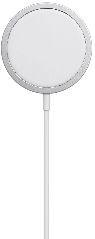 Беспроводное зарядное устройство Apple MagSafe Charger White (MHXH3ZM/A) фото 1