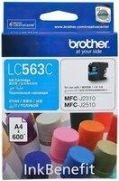 Картридж струйный Brother MFC-J2310 cyan (LC563C)