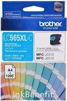 Картридж струйный Brother MFC-J2310 XL cyan (LC565XLC)