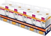 Набор ламп LED Osram A60 8W 720Лм E27 4000К 5шт / уп