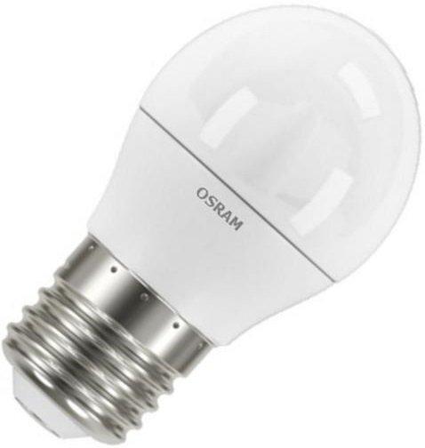 Светодиодная лампа OSRAM LED STAR P60 шарик 7W (550Lm) 4000K E27 фото 1
