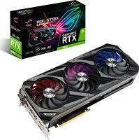 Відеокарта ASUS GeForce RTX3090 24GB GDDR6X STRIX GAMING (STRIX-RTX3090-24G-GAMING)
