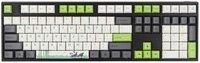 Игровая клавиатура Varmilo VA108M Panda Cherry MX Silent Red (VA108MP2W/LLPANDR)
