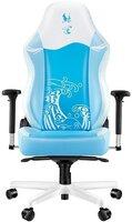 Кресло игровое Varmilo Sea Melody Racing Blue/White