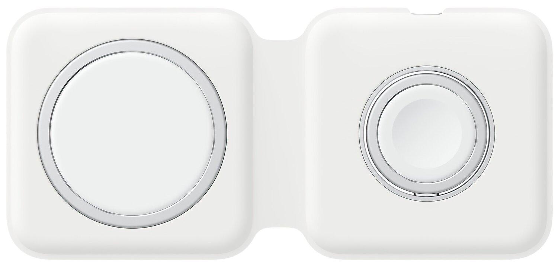 Бездротове зарядний пристрій Apple MagSafe Duo Charger (MHXF3ZE/A) фото