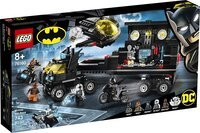 Конструктор LEGO Batman Mobile Мобильная Бет-база 76160