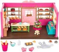 Игровой набор Li`l Woodzeez Пекарня WZ6619