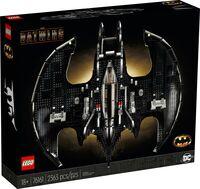Конструктор LEGO Super Heroes Бетвінг 76161