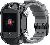 Детские GPS часы-телефон GOGPS ME X01 Черные