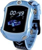 Детские GPS часы-телефон GOGPS ME X01 Синие