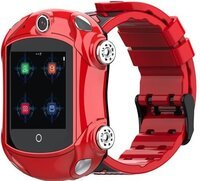 Дитячі GPS годинник-телефон GOGPS ME X01 Червоні